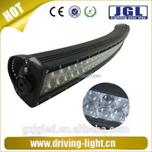 High lumens led offroad light bar 40 inch curved off road led light bar cree 400w led light bars
