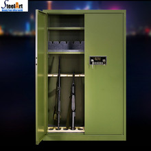 Heavy duty luxury design fireproof fingerprint gun safe