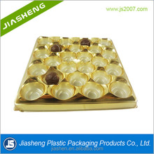 Food Packaging Chocolate Plastic Trays Packaging