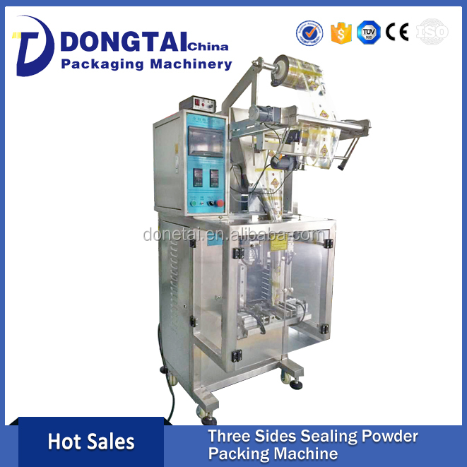 Green Tea Powder Packaging Machine
