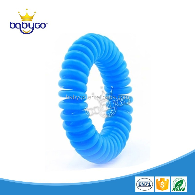 OEM cool insect repellent safety mosquito repellent bracelet spring coil