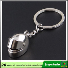 Custom Metal Mini Helmet Keychains (HH-key chain-044)