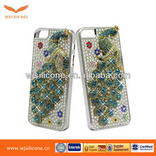 Design your own cell phone case for iphone 5/ jeweled cell phone cases/ cell phone skin