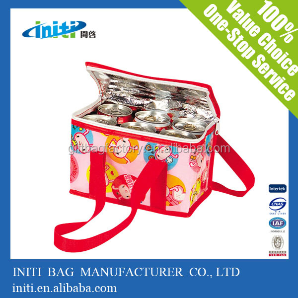 Eco-friendly New Arrival Promotional Customized Lunch Bag for Kids