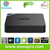 WESOPRO Cheap T95N MINI m8s pro 2GB/8GB Amlogic S905 Android TV Box Android 5.1 Smart TV Set Top Box