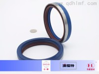 gearbox inner and outer rubber oil seal rings OEM NO :014102301 Double oil seal