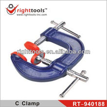 Righttools RT-940188 Ductile Iron C Clamp