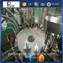 vape ejuice bottle filling line washing filling and capping machine