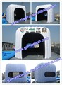 Inflatable wall bars