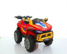 2017 New Products Child electric remote control toy kids electric car