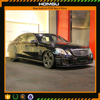 High Quality Best Selling Auto Spare Parts 2010-2014 brabu style body kits for Mercedes E class E63 W212