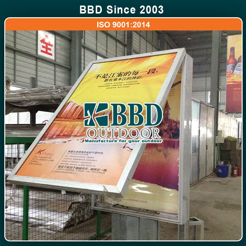 Professional pretty nice cheap signboard design sample
