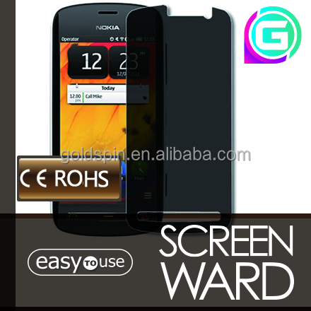 Anti-Spy Screen Ward for Nokia 808
