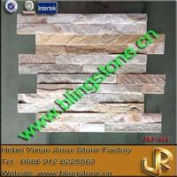 Natural Interior Wall Stone Panel Slate Covering