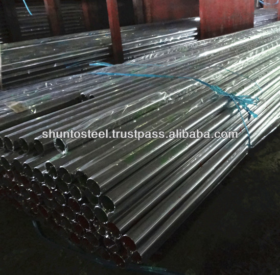 "Stainless Steel Round Tube (3/8"" - 4"")"
