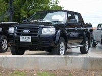 FORD RANGER HI-RIDER DOUBLECAB 2.5MT PICKUP TRUCK