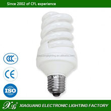 china hangzhou linan factory full spiral cfl lamps full spiral