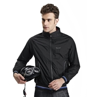 Winter style lightweight man softshell jacket