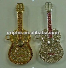 Guitar jewelly usb drive,hot sale model usb disk ,pen drive