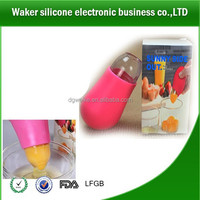 2015 hot sale promotion items for egg Yolk easy out silicon egg yolk white separator