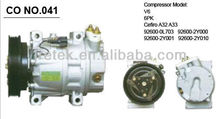 High quality V6 auto ac compressor for Cefiro A32 A33