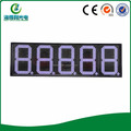 China best sale custom Fuel station price led board maker