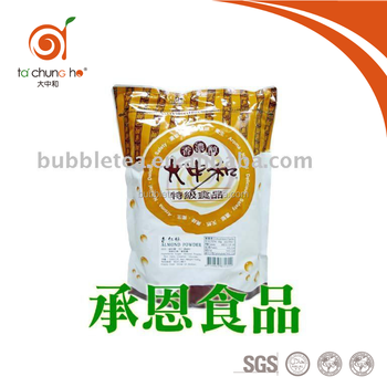4004 2 in 1 Almond Flavor Powder for Bubble Tea or Drinks