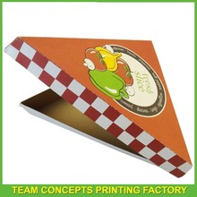 6 inch corrugated pizza slice box