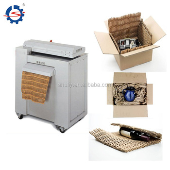 Recycling Paper Shredder Machine/Industrial Cardboard Paper Shredding/Waste Books Shredder