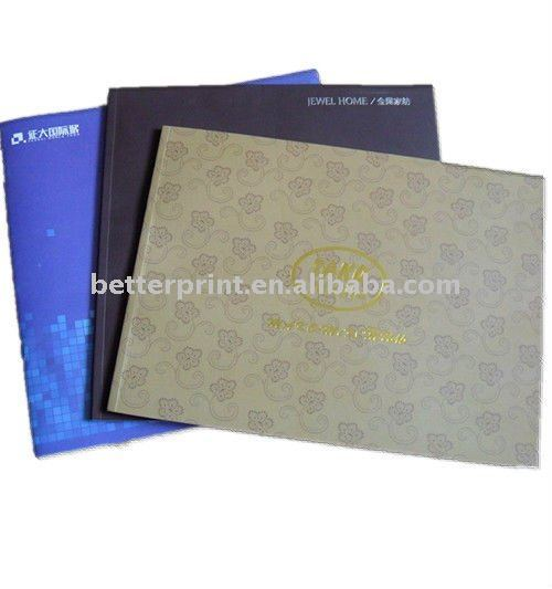 cosmetic brochure and catalogue printing service