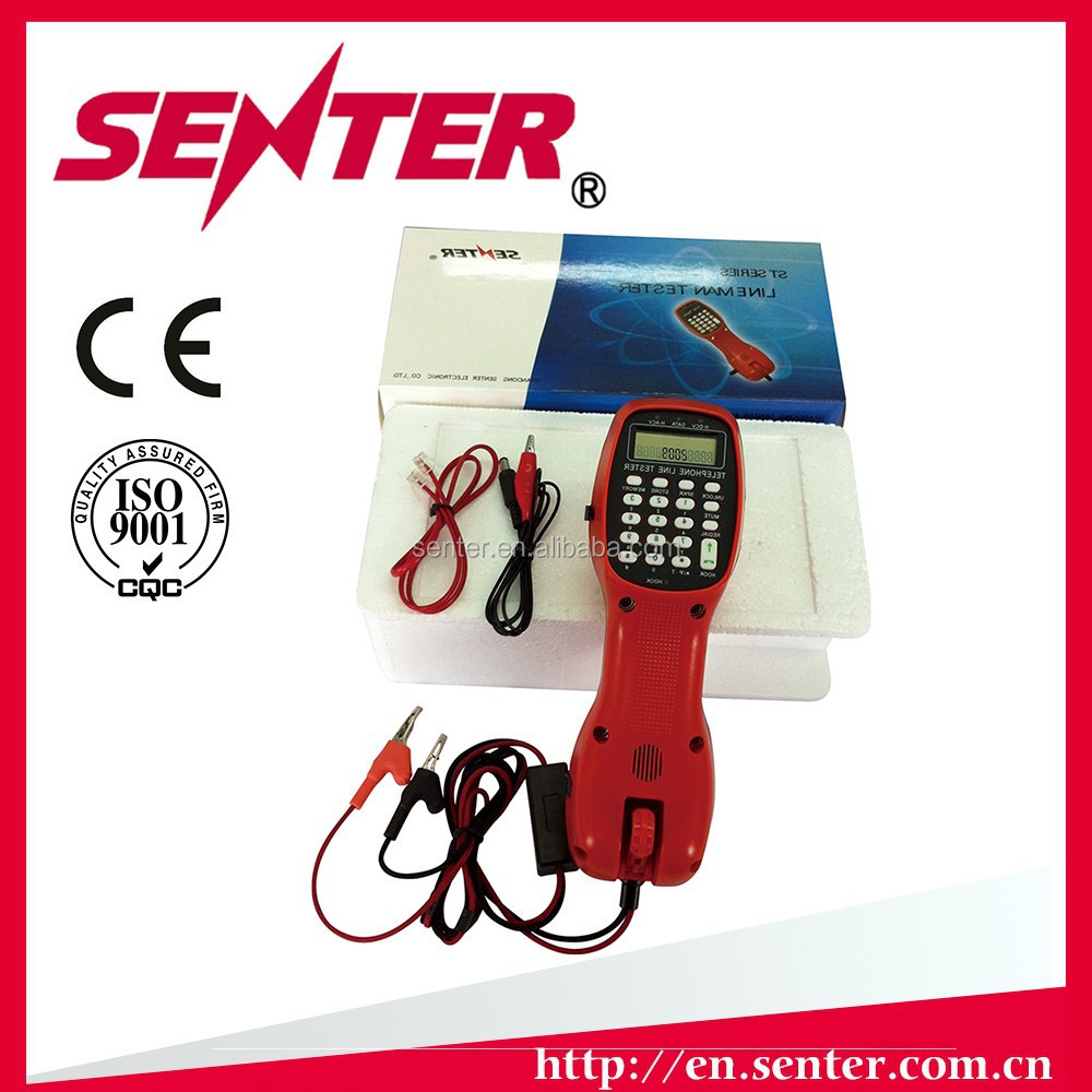 Electrical Instruments Telephone Line Tester