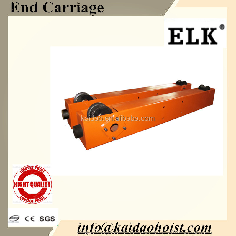 2.Crane End Carriage End Truck