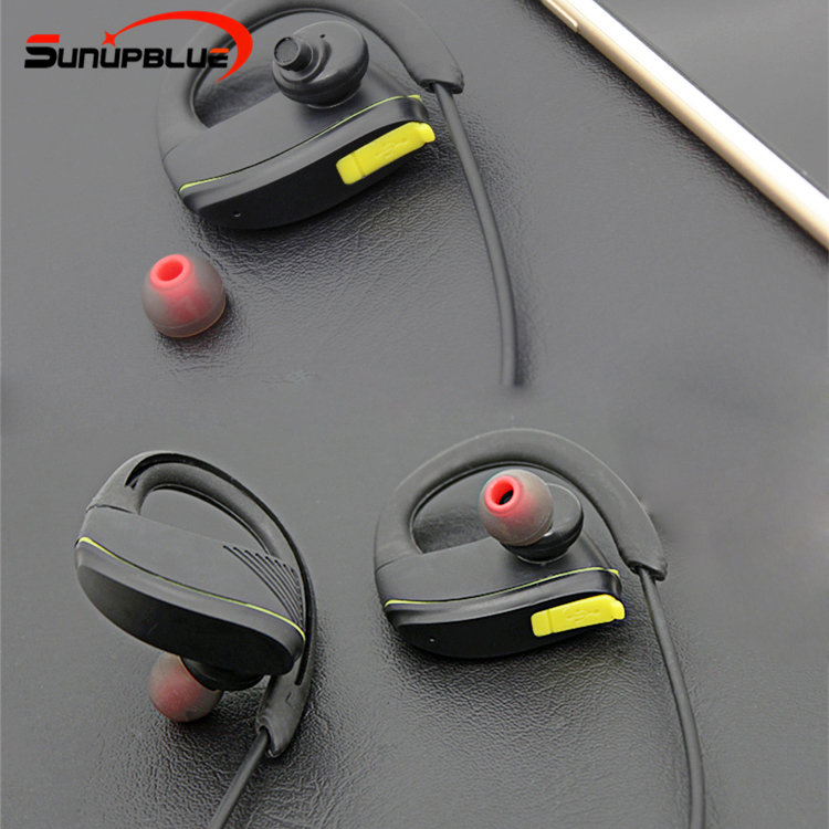 2018 famous brand free samples mobile sport earphone\&headphone, in ear earphones with ce fcc rohs
