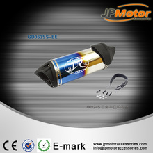 Wholesale china tube motorcycle accessories exhaust part