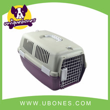 Small dog carrier Portable plastic pet carrier for dogs cats Pet products