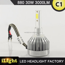 50000 Hours Lifespan C1-880/881 Led Headlight For Toyota Land Cruiser