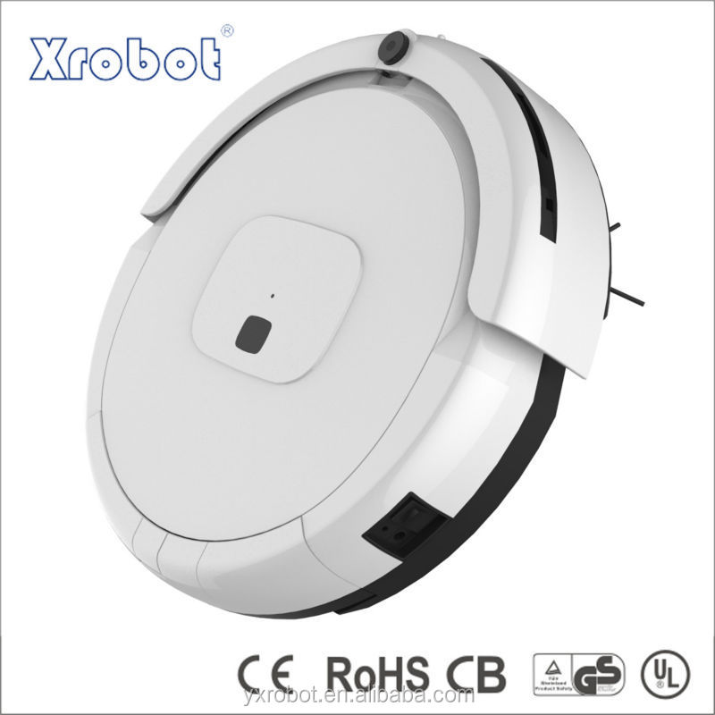 Multi-function bagless rechargeable intelligent robot hoover vacuum cleaner/vac cleaner for floor or carpet