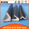 PU cladding door weather seal strip and foam weather strip