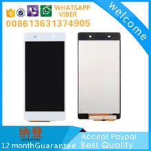 Hot sale for sony xperia z2 spare parts lcd accept paypal