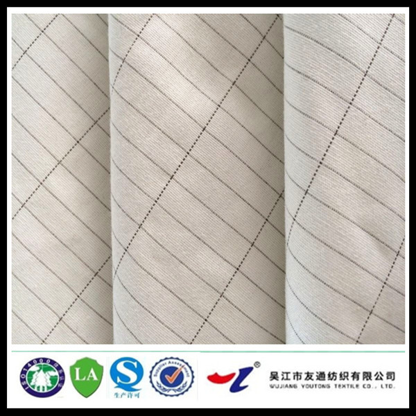 antibacterial cotton silver fabric for grounding sheet