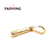YAOMING colorful aluminum mini led keychain,mini led flash light for key,decorate led lamp light