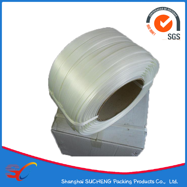 Heavy Packaging Polyester Cord Strap Instead of Steel Strap