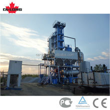 80t/h hot mix asphalt plant
