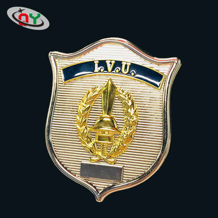 Factory Machine Make Bulk Customized Metal Car Emblem Brand Logo Lapel Pin Badge
