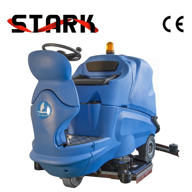 Hot Sale Ride On Tile Concrete Floor Scrubber With Price