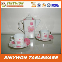 Xiamen Hot Sale Melamine Plastic China Supplier Dinnerware Set Drinkware Set