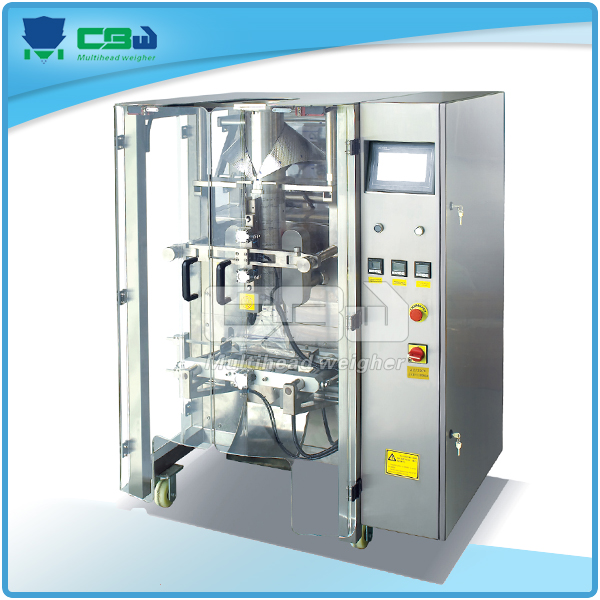 Standard Vertical Form pellet bagging machine used Fill Seal machine