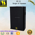 "SF-10 300 Watts Single 10"" Professional Stage Loudspeaker"