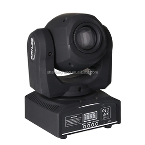 moving head light 60w led wash spot beam stage lighting