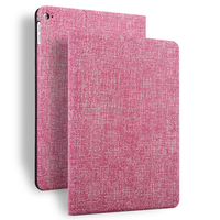 smart pc cover leather designs case for Apple ipad air 2
